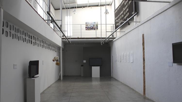 Vista de la exposición en Ciudad de la Imaginación Quetzaltenango. Foto: Ciudad de la Imaginación