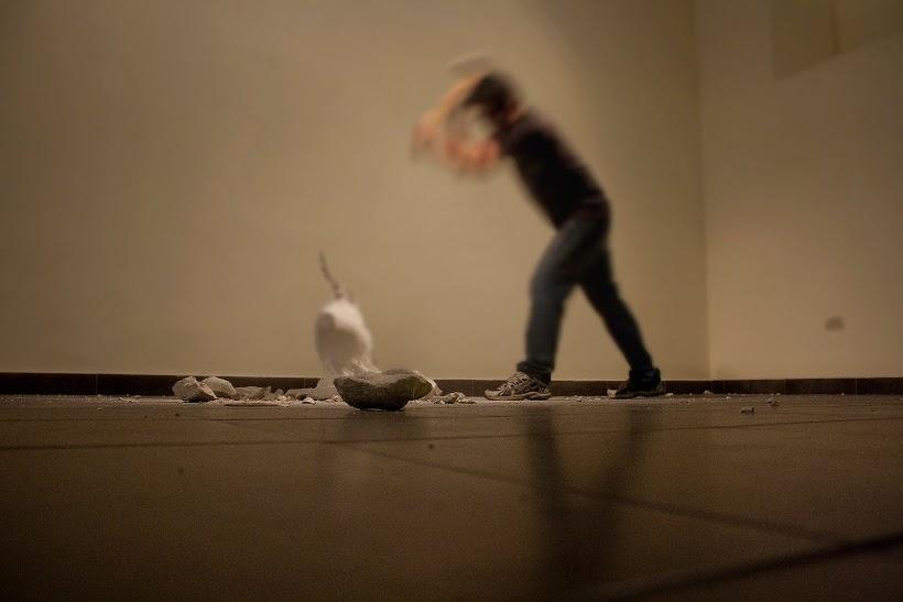 Mauricio Kabistan, Ejercicios de desprendimiento,  (2013)