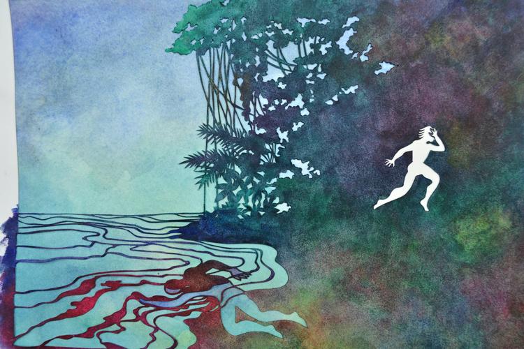 Wen Hsu Chen. Imagen cortesía de la artista.