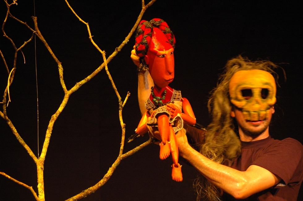 Ixquic y el árbol de la vida, Armadillo 2010