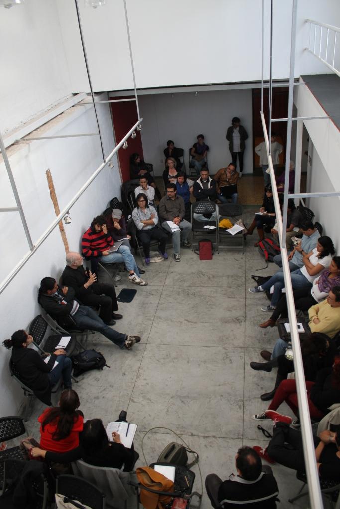 Simposio Abzurdo, Del Gesto al Pensamiento Decolonial, 2013